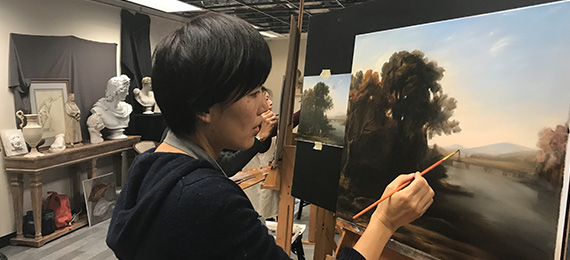 Copying the Masters Gallery